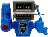 700 SERIES ROTARY POSITIVE DISPLACEMENT FLOW METER
